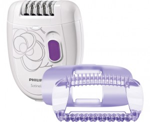 Best epilator armpits - Philips-Satinelle-HP6401-Underarm-Epilator