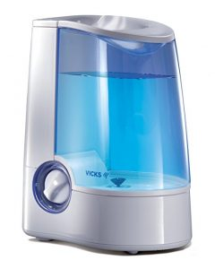 Best Humidifier Review - Vicks V745A Warm Mist Humidifier