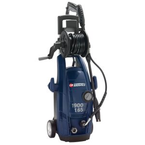 power washer reviews - Campbell Hausfeld PW183501AV Electric Pressure Washer, 1900 psi