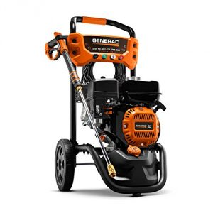 power washer reviews - generac 6923 100 psi 2 4 gpm gas powered pressure washer