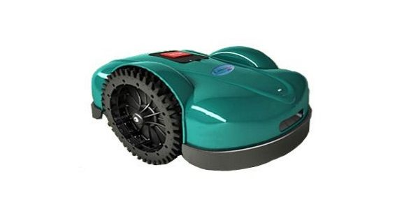 robotic lawn mower reviews - LawnBott LB75DX Robotic Mower