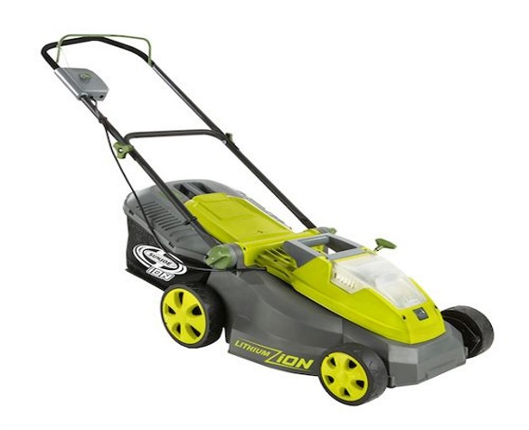 Best Electric Lawn Mower - Sun Joe iON16LM Electric Lawn