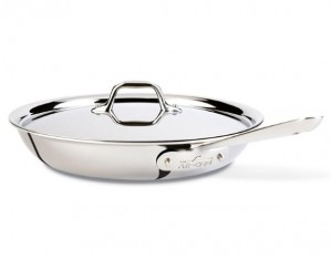 Best SaucePan - The All-Clad 12-Inch Stainless Steel Fry Pan