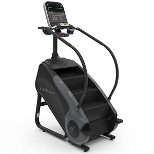Best Stepper Machine - StairMaster GAUNTLET Series 8 StepMill with LCD Console for Home Gym