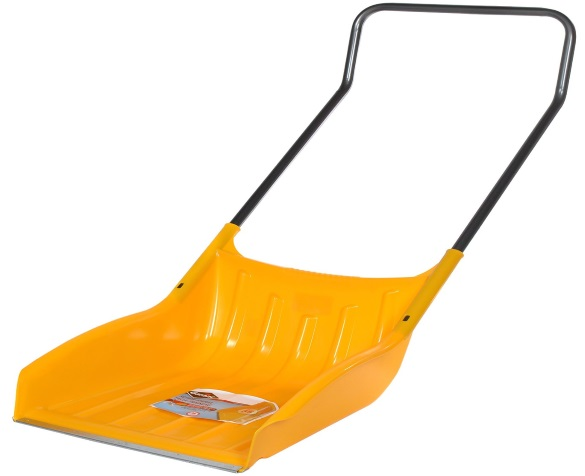 Best Snow Shovel - Garant Yukon 26 Inch Ergonomic Sleigh Shovel