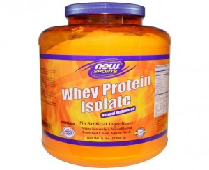 Best Whey Protein - Now Foods Whey Protein Isolate