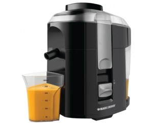 Best Juicer review - Black+Decker Fruit And Vegetable Juice Extractor JE2200B