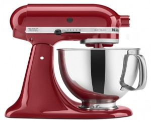 Best Stand Mixer review - KitchenAid KSM150PSER Artisan Stand Mixer