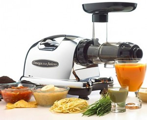 Best Juicer review - Omega Nutrition Center Juicer J8006