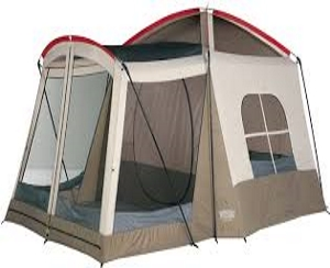 Best family camping tent - Wenzel 8 Person Klondike Tent