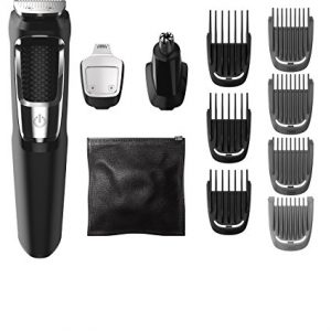 Best Beard Trimmer - Philips Norelco MG3750 Multigroom Series 3000