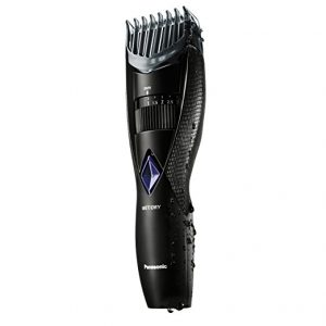 Panasonic ER-GB370K Men's Electric Moustache and Beard Trimmer