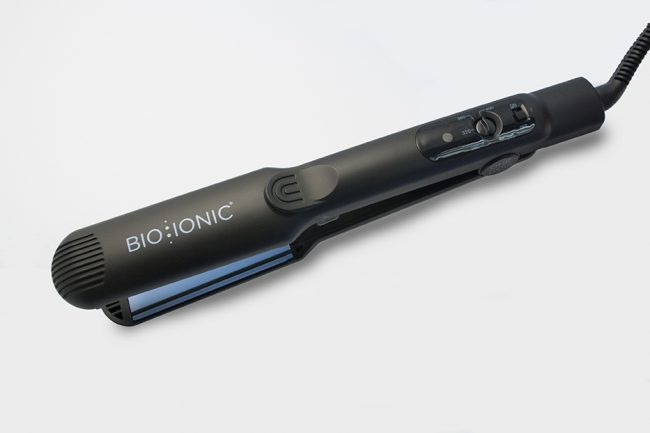 flat iron - Bio Ionic One Pass Nano Ceramic Straightening Iron