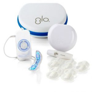 best teeth whitening kit - GLO Science Brilliant Personal Teeth Whitening Device