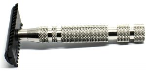 best safety razor - Ikon B1 Open Comb Razor with OSS Handle