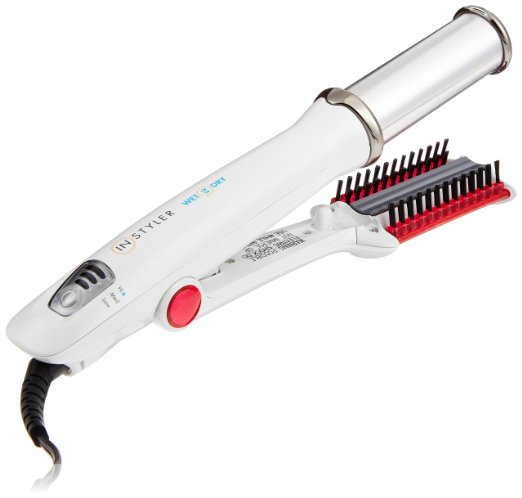 InStyler Wet to Dry Rotating Iron