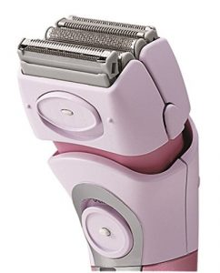 Best Bikini Trimmer - Panasonic Close Curves Electric Shaver for Ladies ES2216PC