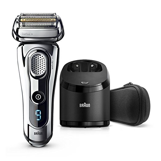 BRAUN Series 9 9295cc Wet and Dry
