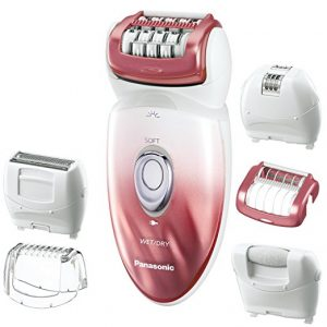 best epilator armpits review - Panasonic ES-ED90-P Wet Dry Epilator and Shaver