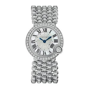 Luxury Watches For Women - Ballon Blanc de Cartier