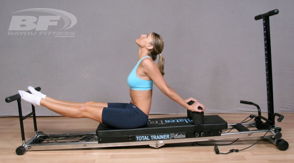 Best Pilates Reformer - Bayou Total Fitness Total Trainer