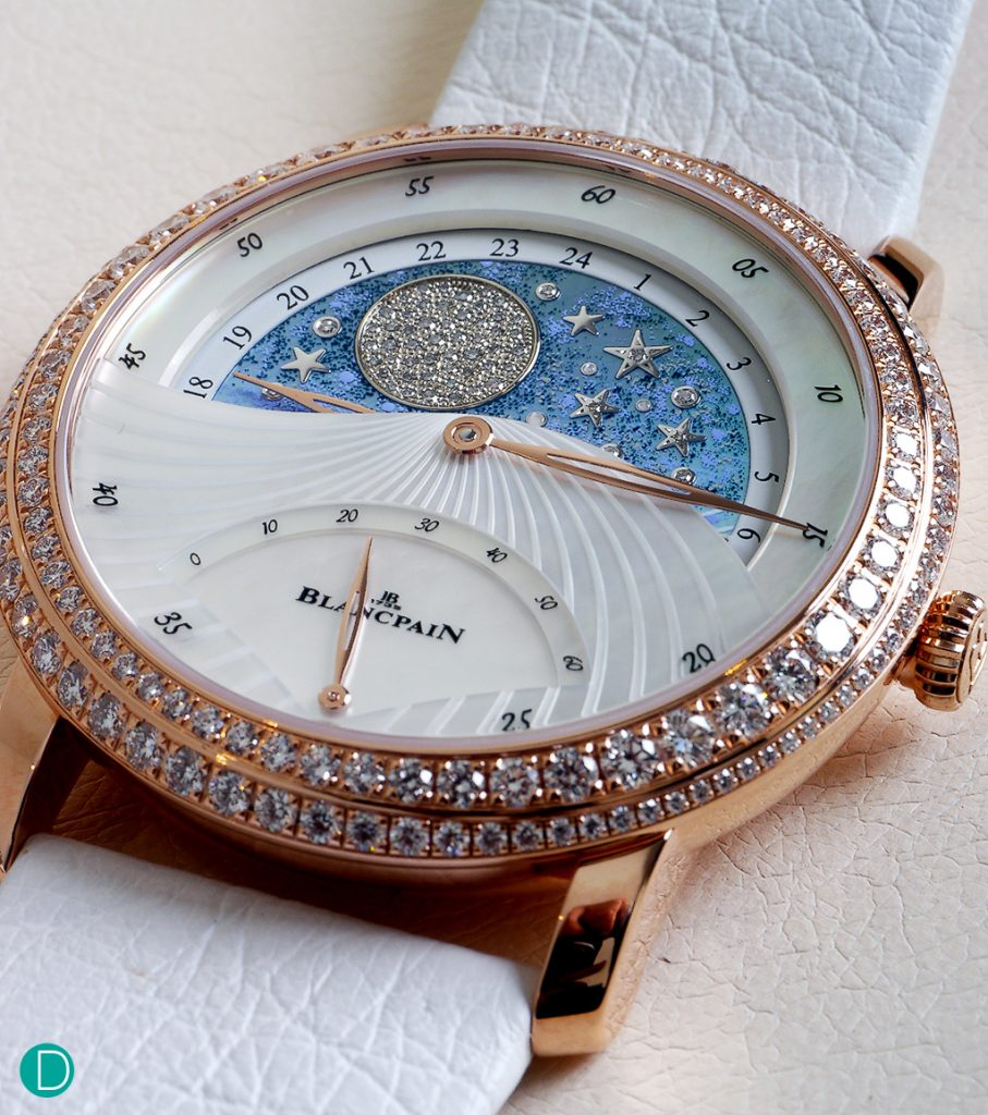 Luxury Watches For Women - Blancpain Women Jour Nuit
