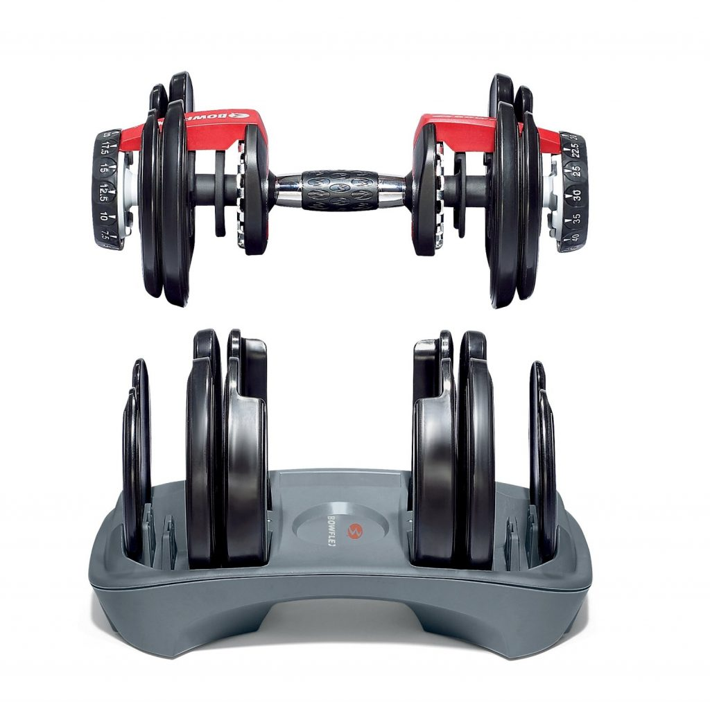 best adjustable dumbbells - Bowflex SelectTech 552 Adjustable Dumbbells (Pair)