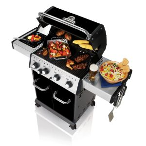 Best Outdoor Gas Grill - Broil King Baron 440 Gas Grill