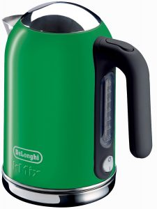 Best Electric Kettle - DeLonghi Kmix 54 Ounce Kettle