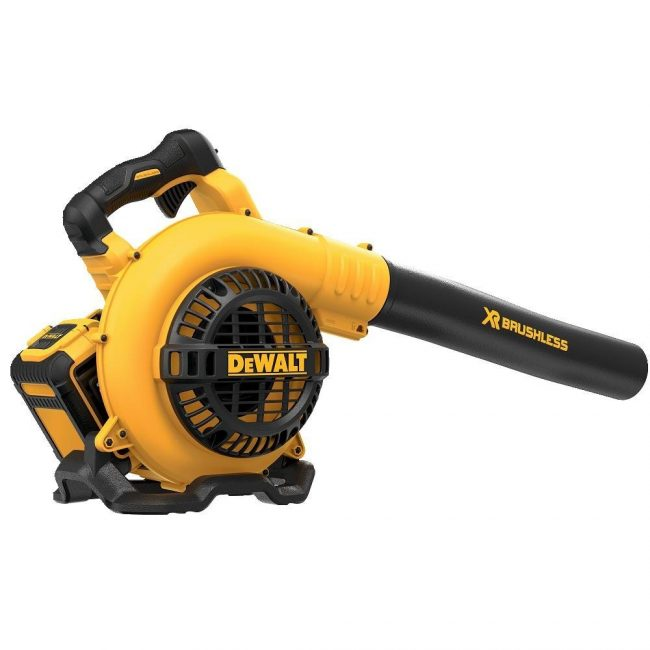 Best Leaf Blower - DeWalt DCBL790H1 Lithion Ion XR Brushless Blower