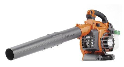 Best Leaf Blower - Husqvarna 125BVx Gas Powered Blower_Vac