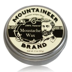 beard wax - Mustache Wax by Mountaineer Brand