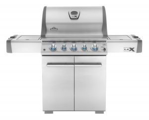 Best Outdoor Gas Grill - Napoleon LEX 485 Propane Gas Grill