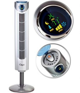 best portable fan - Ozeri Ultra 42 Inch Wind Fan