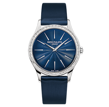 Luxury Watches For Women - Patek Philippe Ladies Calatrava