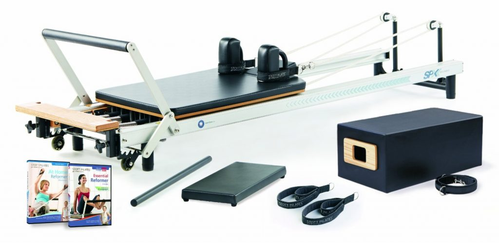 Best Pilates Reformer - Stott Pilates At Home SPX Reformer Bundle