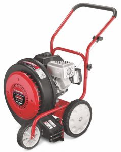 Best Leaf Blower - Troy-Bilt TB672 Jet Sweep Wheeled Leaf Blower