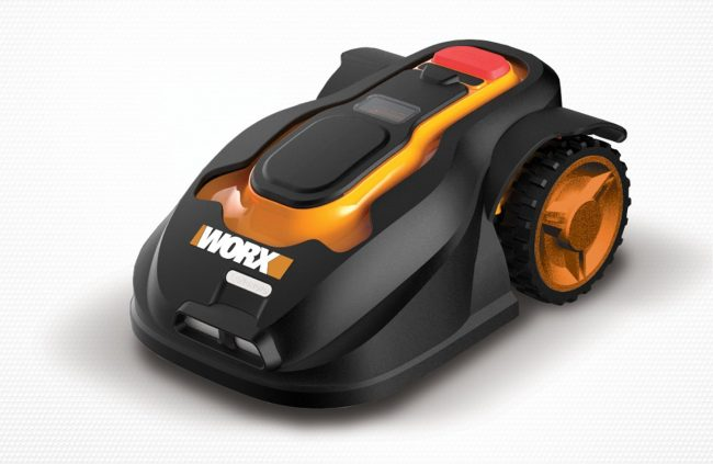 robotic lawn mower reviews - WORX Landroid Robotic Lawn Mower WG794