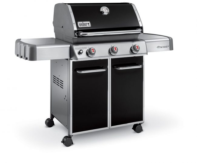 Best Outdoor Gas Grill - Weber Genesis E-310 Gas Grill