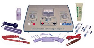 Aavexx 600 Blend-Tone Transdermal and Conventional Electrolysis Machine