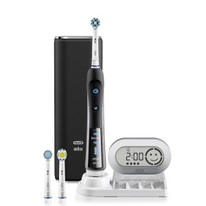best electric toothbrush - Oral-B 7000 Smart Series Rechargeable Electric Toothbrush