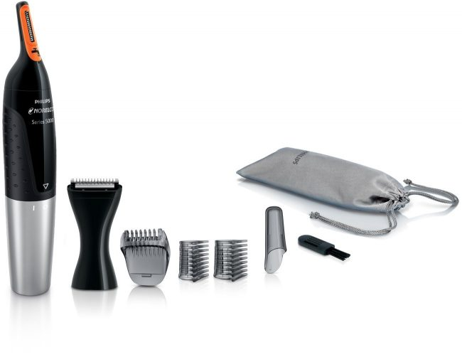 nose hair trimmer - philips-nt5175_49-norelco-nose-trimmer-5100