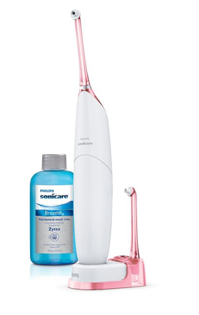 best water flosser - philips-sonicare-hx8332-12-airfloss-ultra