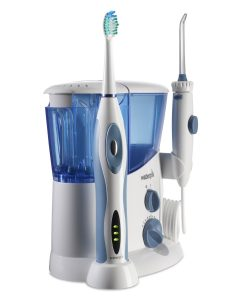 best electric toothbrush - Waterpik WP-900 Complete Care Water Flosser And Sonic Toothbrush