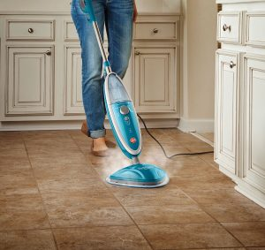 best steam mop - Hoover TwinTank Steam Mop WH20200
