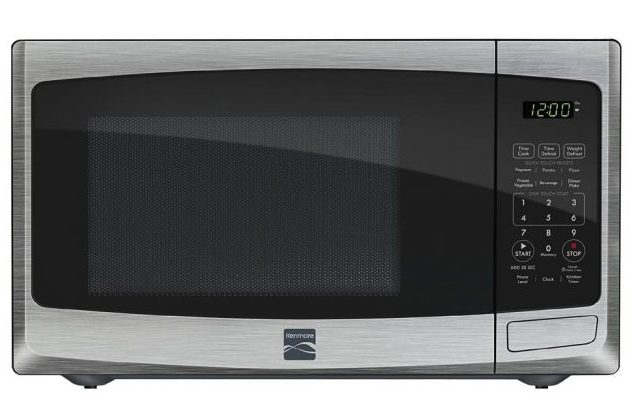 best countertop microwave review - Kenmore 0.9 cu. Ft. Countertop Microwave