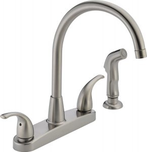 Best kitchen faucets review top 5 most polished list for for Most popular kitchen faucet