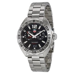 best luxury watches under - TAG Heuer Men's WAZ111A.BA0875 Formula 1 Stainless Steel Watch