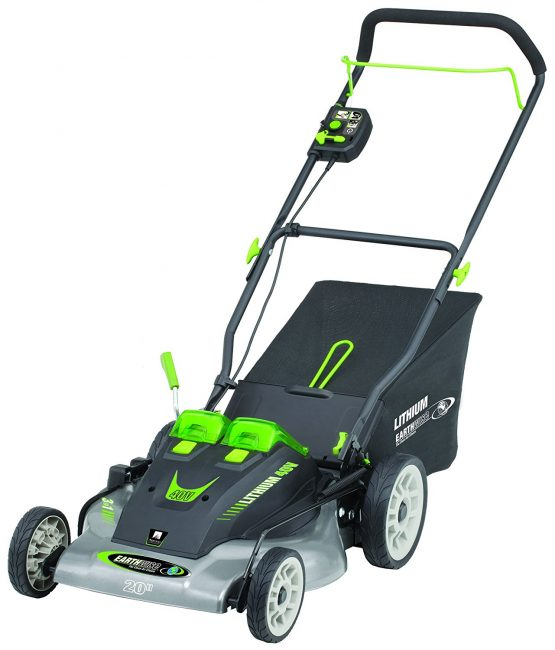 Best Electric Lawn Mower - Earthwise 60420 Cordless Electric Lawn Mower