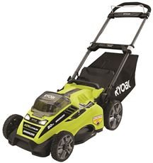 Best Electric Lawn Mower review - Ryobi RY40180